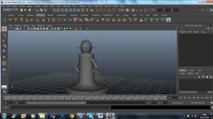 3D model - Robot Bishop