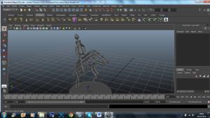 3D Model - Robot knight