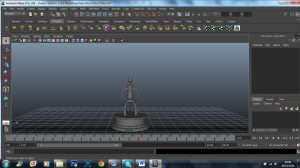 3D Model - Robot pawn