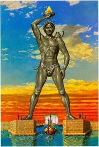 colossus of rhodes 2