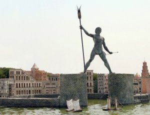 Colossus of rhodes 5