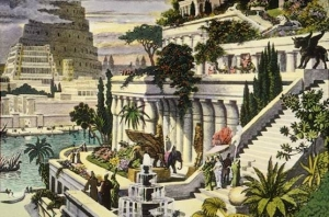 Hanging gardens of babylon 1