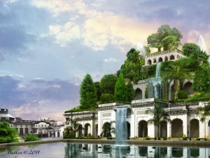 hanging gardens of babylon 2