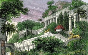 hanging gardens of babylon 3