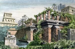 hanging gardens of babylon 4
