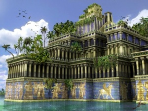 hanging gardens of babylon 5