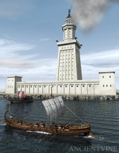 lighthouse of alexandria 3