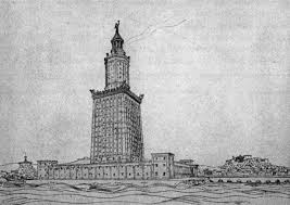 lighthouse of alexandria 4