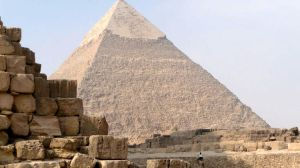 Pyramid of Giza 4