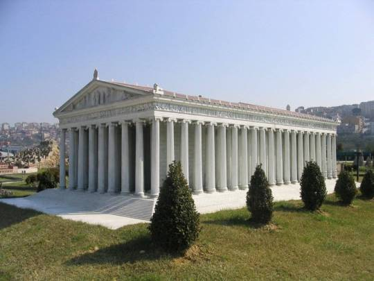 3D Modeling – The Seven Wonders Of The Ancient World ...